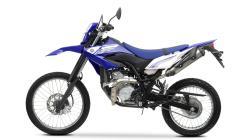 YAMAHA WR blue
