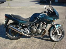 YAMAHA XJ 600 engine