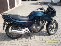 YAMAHA XJ 600 white