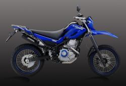 YAMAHA XR 250 blue