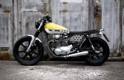 YAMAHA XS 650 CUSTOM engine