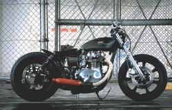 yamaha xs 650 custom