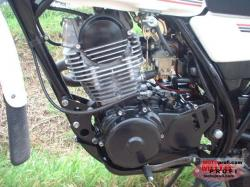 YAMAHA XT 250 engine