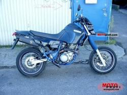 YAMAHA XT 600 K brown