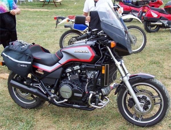 1984 honda shadow 750 manual
