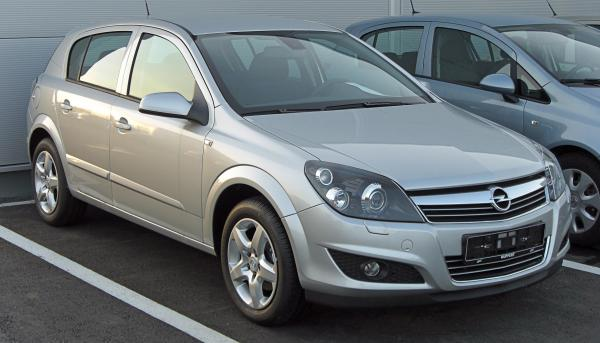Vauxhall Astra (Opel Astra)