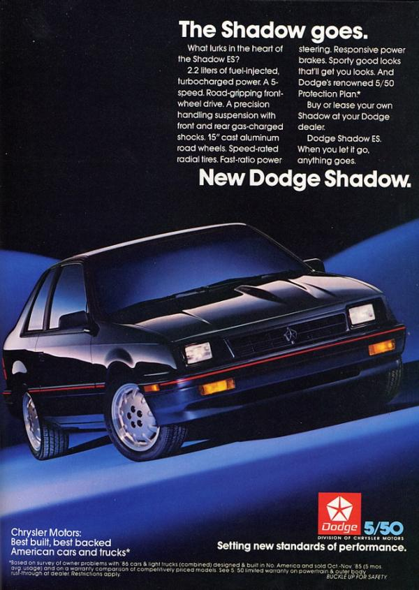 Dodge Shadow