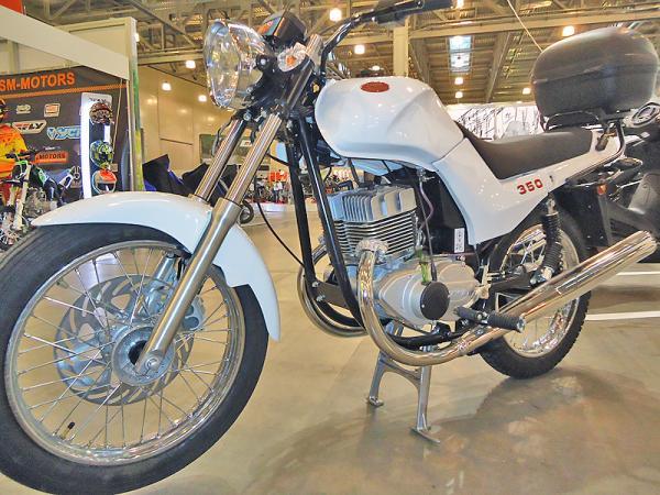 Jawa 350 Lux