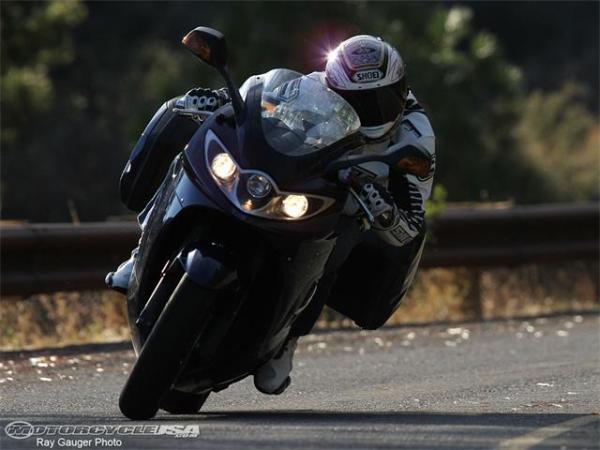 Triumph Sprint ST
