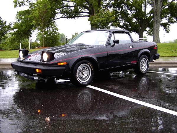 triumph tr7 coupe