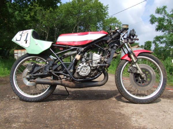 yamaha tz 125